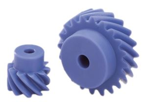 Medical Plastic Helical Gear