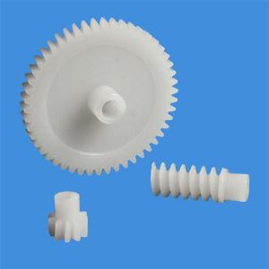 Plastic Worm Wheel