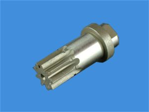 Precision Mechanical External Involute Spline